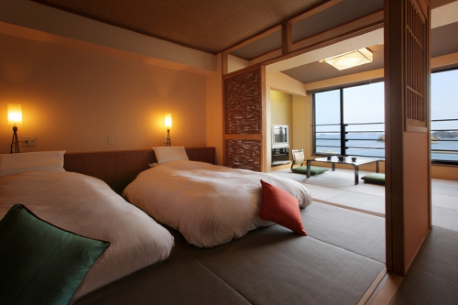 Hotel Ubudo Plan Details General Japanese Style Room With Low Twin Bed