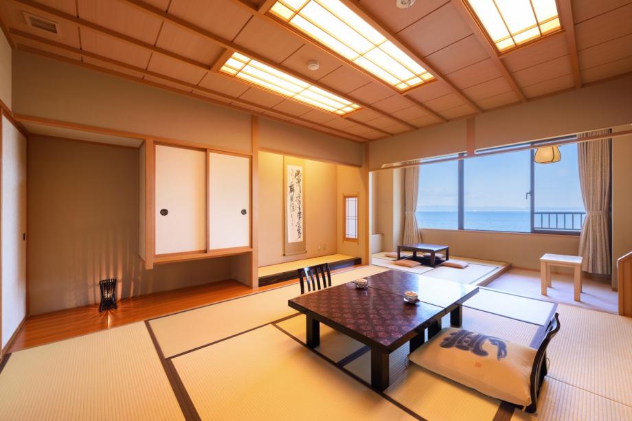 Nanbuya Kaisenkaku Japanese Style Room 15 5 7 Sqm With Sea View Smoking Select A Plan